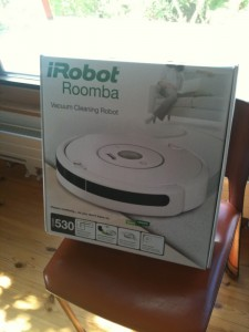 iRobot Roomba530レビュー