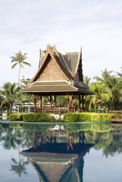 Sofitel Krabi Phokeethra Golf and Spa Resort(ソフィテルクラビ)朝食&プール