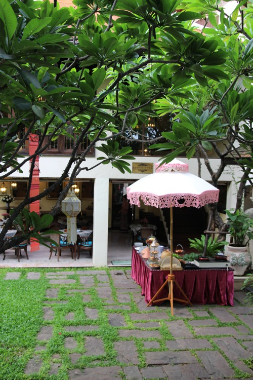 朝食 Puripunn – Baby Grand Boutique Hotel(ブリバーン ア ベイビー グランド ブティック ホテル)