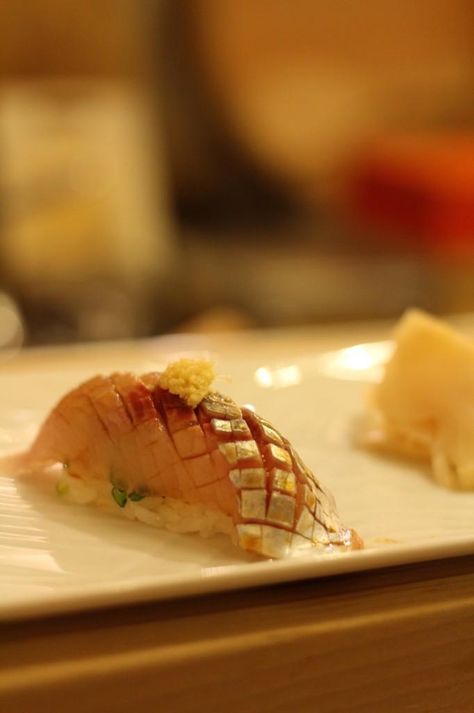 すすきので美味しいお寿司を 隠れ家的名店「ふじた」